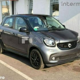Smart Forfour 1.0 Klima 5-Drzwi Model 2016