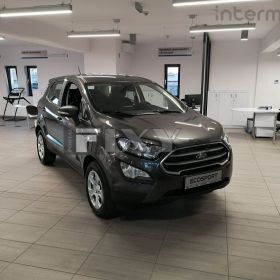 Ford EcoSport 1.0	EcoBoost 95 KM (Z ASS) M6 FWD Connected