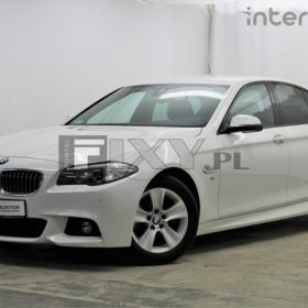 BMW 520 520d xDrive 190KM M Pakiet Salon PL Navi Professional Kamera LED F.Vat