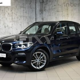BMW X3 BMW X3 xDrive20d|Model M Sport|Parking Assistant|Navi|LED|Relingi|