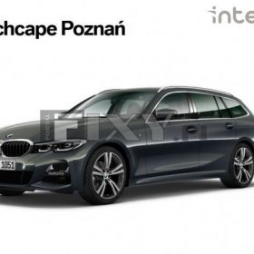 BMW 320 BMW 320d xDrive Touring|Aktywne DEMO|M Sport|Head-up|Hak